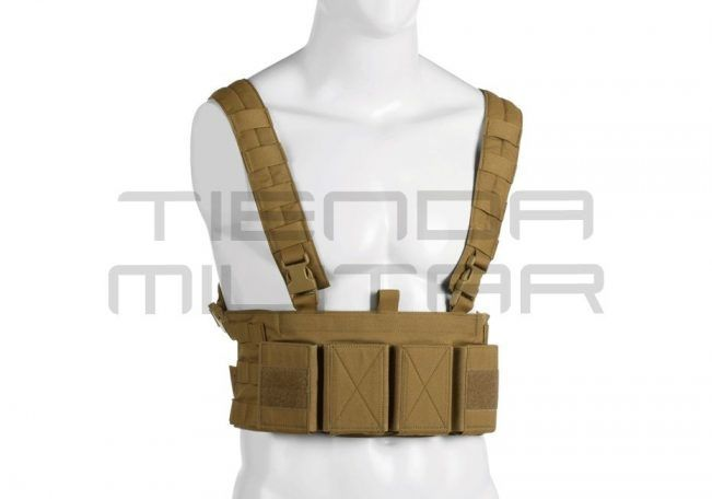 Low Profile Chest Rig Coyote Tan