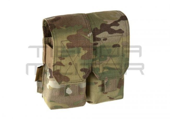 Double Covered 5.56 Mag Pouch Multicam