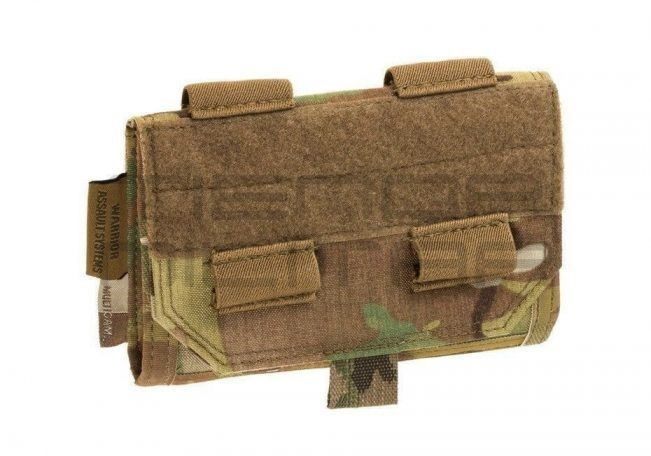 Forward Opening Admin Pouch