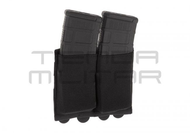 Blue Force Gear Ten-Speed Double M4 Mag Pouch Black