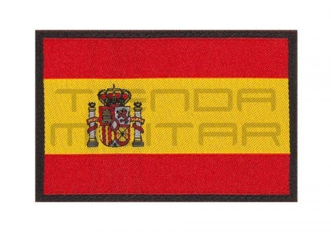 Clawgear Spain Flag Patch Color