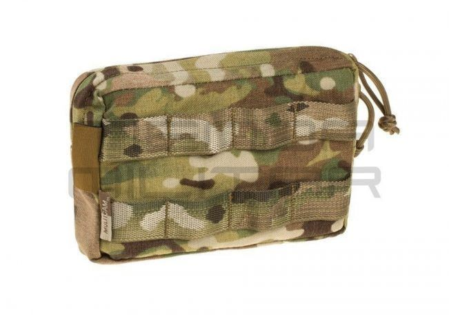 Warrior Small Horizontal Pouch Zipped